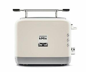 Toster KENWOOD TCX751WH  na 2 tosty  Funkcja rozmrażania  Funkcja podgrzewania  Podstawka na pieczywo