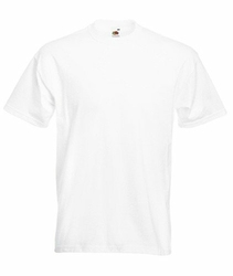 Koszulka Fruit of the Loom Super Premium - 610440 30 - Biały