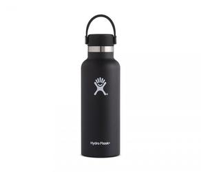 Butelka termiczna hydro flask 532 ml standard mouth flex cap czarny vsco