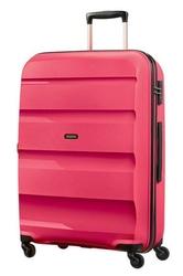 Walizka american tourister bon air 75 cm - różowy