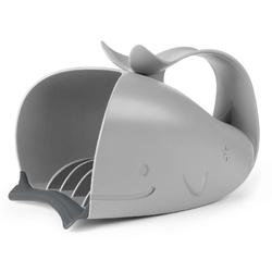 SKIP HOP Kubek do spłukiwania włosów Wieloryb MOBY Szary