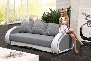 Sofa rozkładana new jersey z pojemnikiem