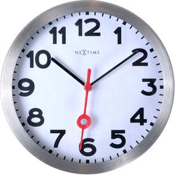 Zegar ścienny Station Arabic Nextime 35 cm 3999 AR