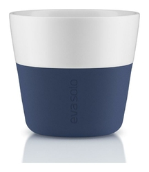 Filiżanka do cafe lungo Eva Solo 2 szt. navy blue