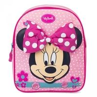 Plecak 3d myszka mini plecaczek wypukły disney minnie mouse