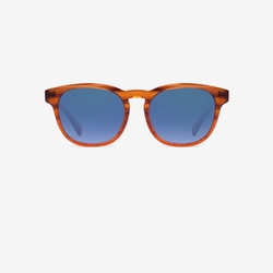 Okulary hawkers caramel blue woody - woody