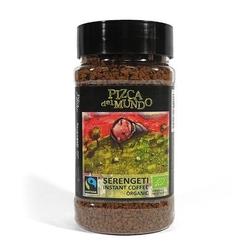Pizca del mundo   serengeti kawa rozpuszczalna 100g   organic - fairtrade