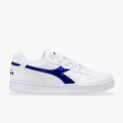 Sneakersy damskie diadora playground wn - niebieski
