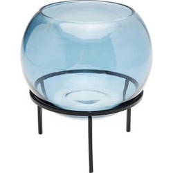 Kare design ::wazon oracle niebieski ø15cm