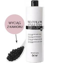 Be hair be color finalizer szampon kończący zabieg koloryzacji 1000ml