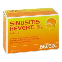 Sinusitis hevert sl tabletki