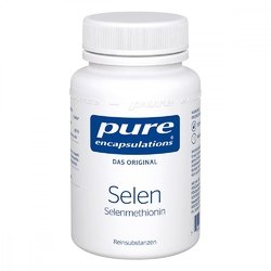 Selen selenmethionin kapsułki