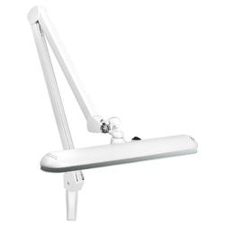 Lampa warsztatowa led elegante  801-s z imadełkiem  standard white