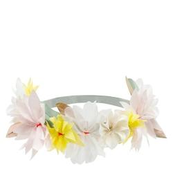 Opaska meri meri - kwiaty wiosenne