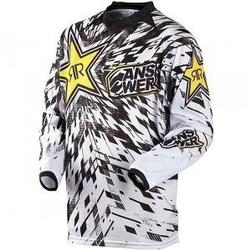 Answer koszulka off-road rockstar white