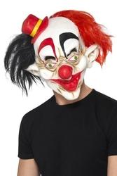Maska zły klaun clown halloween creepy