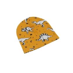 czapka dresowa dinozaury 56-60 wiek 10-100 lat