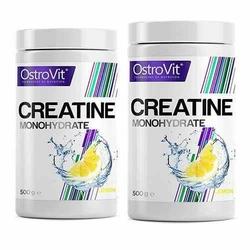 OSTROVIT Creatine - 2x 500g - Lemon