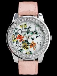 Damski zegarek na pasku JORDAN KERR - B6800 zj732b -antyalergiczny
