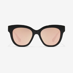 Okulary hawkers black rose gold audrey - audrey