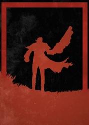 League of legends - graves - plakat wymiar do wyboru: 30x40 cm