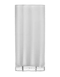 Wazon z mlecznego szkła 26 x 12 cm Siluett Sagaform