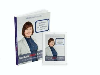 pakiet plus - kurs zacznij zarabiać na pisaniu + książka + e-book