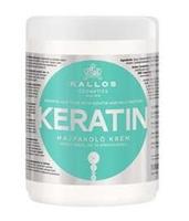 Kallos kjmn keratin maska do włosów z keratyną 1000ml