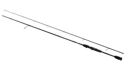 Wędka spinningowa jaxon grey stream 2,50m 2-12g
