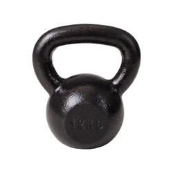 Hantla żeliwna kettlebell 12 kg hs - marbo sport - 12 kg