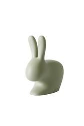 Qeeboo rabbit chair baby zielony 90001ge
