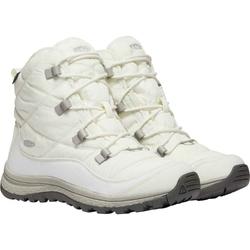 Buty damskie keen terradora ankle wp - biały
