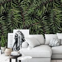 Tapeta na ścianę - tropical palm , rodzaj - tapeta flizelinowa