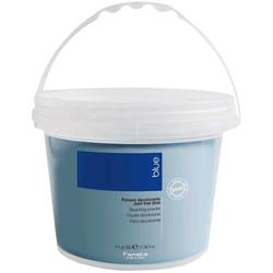 Fanola dust free powder blue rozjaśniacz do włosów 4x500g