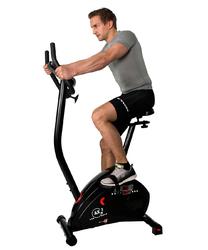 Christopeit AX3 rower elektromagnetyczny stacjonarny czarny