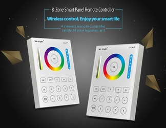 MILIGHT - 8-Zone Smart Panel Remote Controller - B8