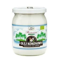 Olej kokosowy nierafinowany Organic Bio Aura 450ml