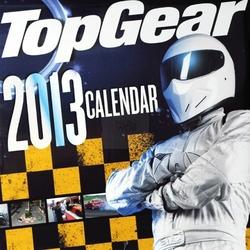 Top Gear - kalendarz 2013