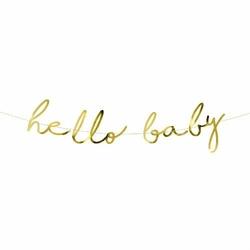 Girlanda HELLO BABY 70 cm dziecko