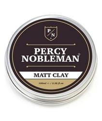 Percy nobleman matt clay - glinka do stylizacji włosów mocny chwytmatowe wykończenie 100ml