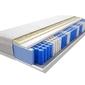 Materac kieszeniowy rima 170x210 cm miękki średnio twardy 2x visco memory