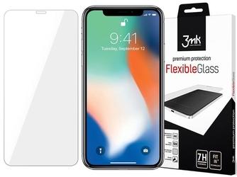 Szkło 3mk flexible glass 7h apple iphone 11 pro max + szkło na obiektyw