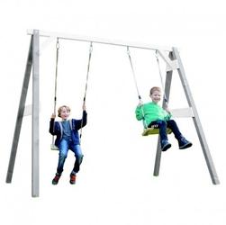 Axi rodzinne centrum sportowe 4w1 bramka plac zabaw