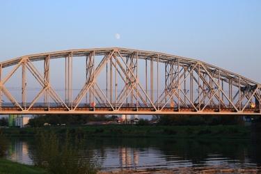 Fototapeta na ścianę most krakowski fp 4494