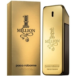Paco rabanne 1 million perfumy męskie - woda toaletowa 50ml - 50ml