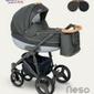 Wózek camarelo neso 4w1 fotel maxi cosi cabriofix + baza familyfix