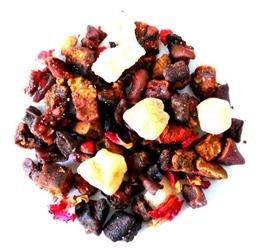 Herbata owocowa o smaku imbirowa gruszka 250g