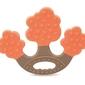 Pomarańczowe drzewko silikonowy gryzak