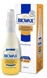Biovax dwufazowa odżywka bez spłukiwania do włosów blond 200ml