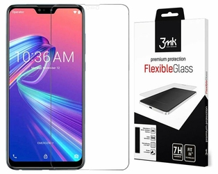 Szkło 3mk Flexible Glass 7H do Asus Zenfone Max Pro M2 ZB631KL